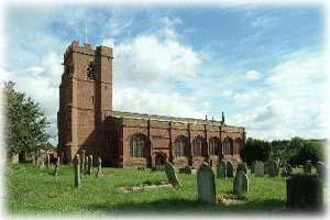 St Chad's Church- Holt