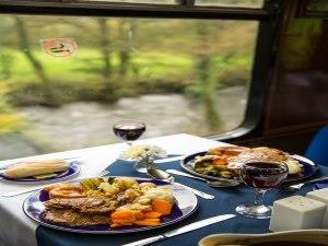 Mother's Day Steam Dining Train