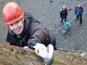Rock Climbing in South Wales