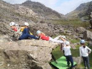 The Arete Outdoor Education Centre