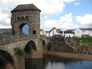 Monmouth - Monnow Bridge