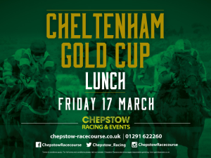 Cheltenham Gold Cup Lunch