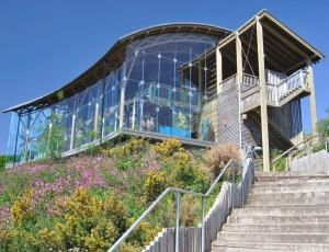 Welsh Wildlife Centre