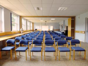 Conference Room at The Hafren