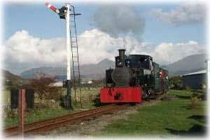 Welsh Highland Heritage Railway