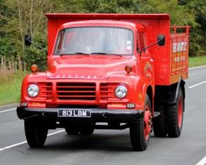 Vintage Lorry Rally