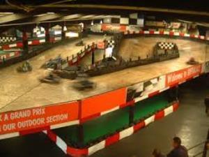 Newport karting