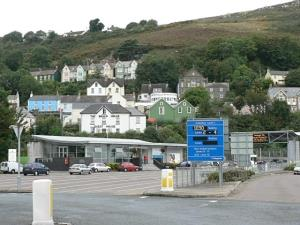 Fishguard Ferry Terminal