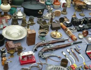 Carmarthen Antiques & Flea Market