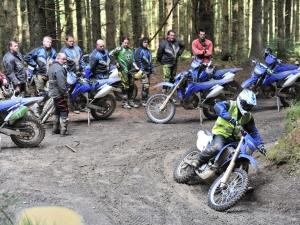 Yamaha Off Road Experience