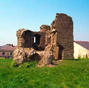 Loughor Castle