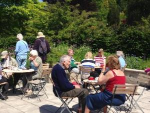 Cae Hir Gardens Tea Room