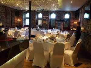 Churchill Suite Wedding Reception