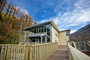 Cwmcarn Forest Visitor Centre