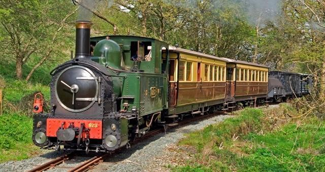 Welshpool & Llanfair Light Railway