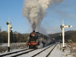North Yorkshire Moors Railway Santa Specials