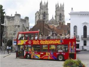 York City Sightseeing Group Information