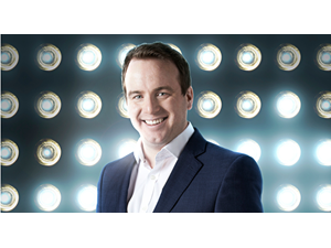 Matt Forde It's My Political Party (and I'll Cry i