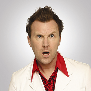 Jason Byrne: Is Propped Up
