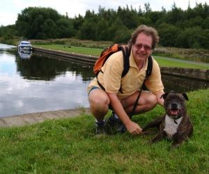 TPT Aire and Calder Navigation Towpath - Walking