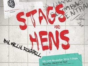 Stags and Hens 9th-12th November 2016