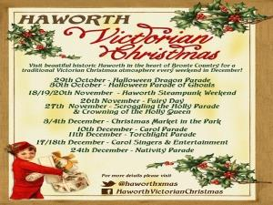 Haworth at Christmas