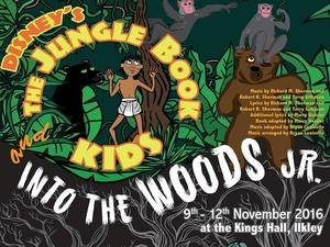 Disney's The Jungle Book Kids & Into the Woods JR.