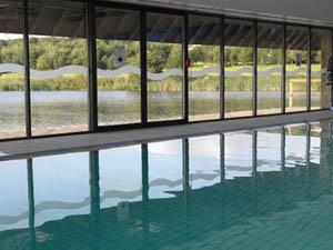Leisure Facilities At Waterton Park Hotel And Walton Hall Swimming Indoor Wakefield West