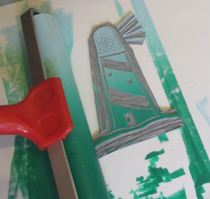 Lino Printing Workshop: For All Seasons