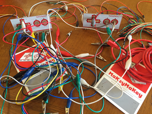 Library Lab – Makey Makey Music