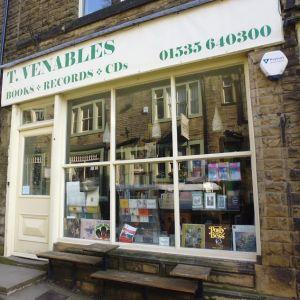 Venables - Books, Records and CDs
