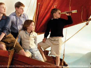 Summer of Swallows and Amazons