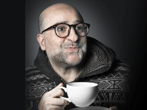 Omid Djalili – Schmuck for a night.