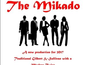 Barrow Savoyards present The Mikado