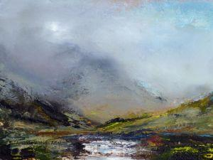 "Exhibition of Paintings - ""From Cumbria to Cornwal"