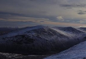 Cairngorms In Winter