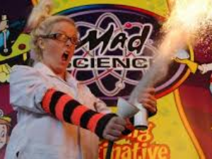 Mad Science Halloween Show