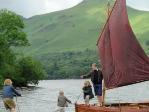 Swallows and Amazons PG