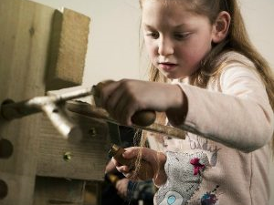 Make Your Own Wooden Catapult or Sword