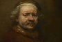 Rembrandt, Self Portrait at age 63