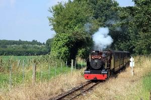 Broadland Boat Train