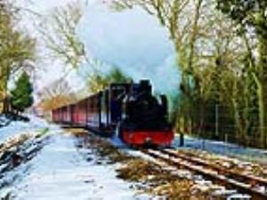 Bure Valley Railway Steam Trains to Santa