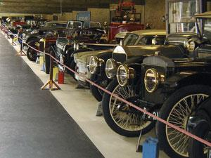 Caister Castle Car Collection