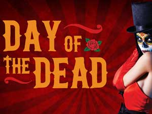 Day of the Dead - Halloween Cabaret