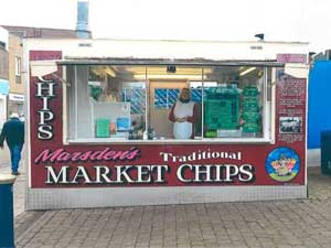 Marsden's Traditional Market Chips