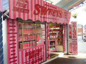 Unique Sweets & Treats