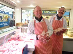 H Blake Butchers