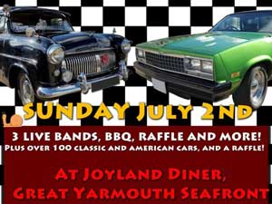 East Coast Pirates Car Club presents