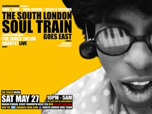 The South London Soul Train Goes East