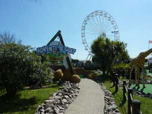 Pleasure Beach Adventure Golf